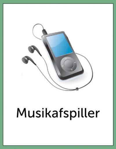 Musikafspiller